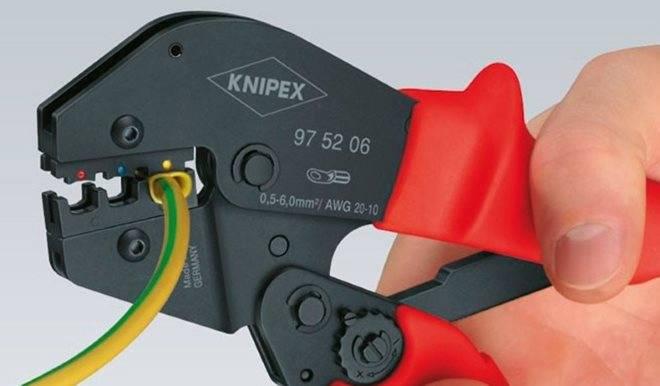 Клещи для обжима наконечников проводов: разновидности, применение и техника опрессовки