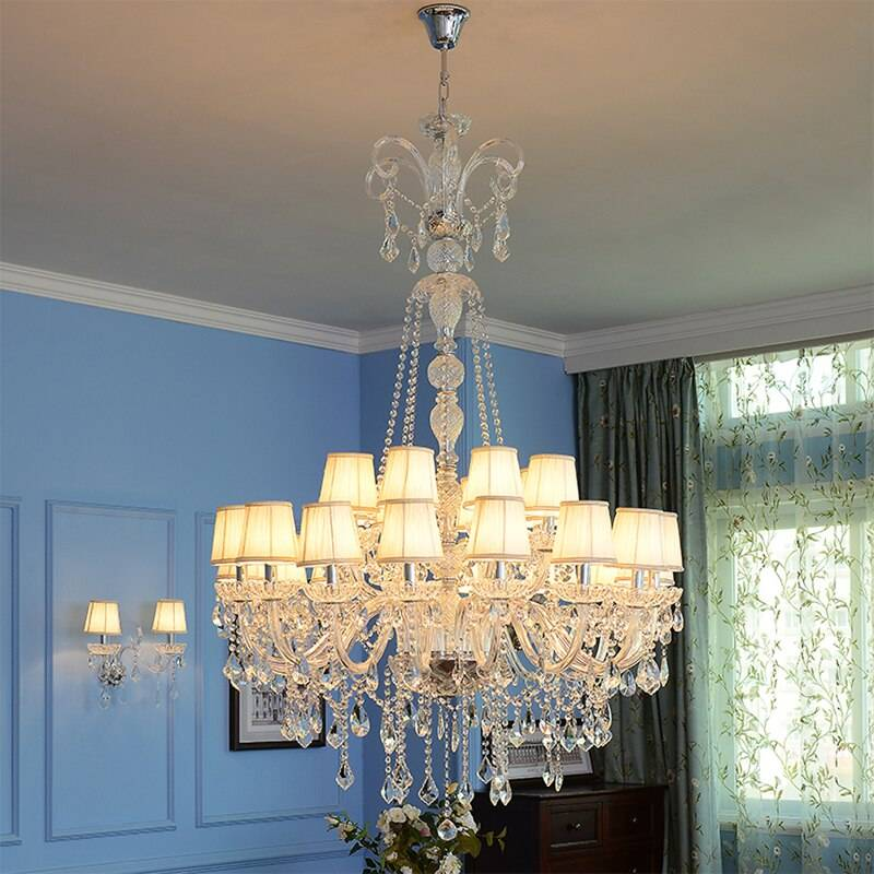 Как выбрать люстру в зал и гостиную: советы с примерами в интерьере (150+ фото)