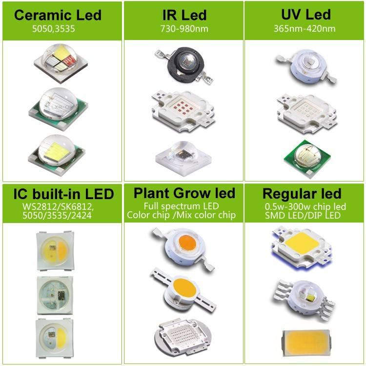 Подробное описание LED SMD 2835