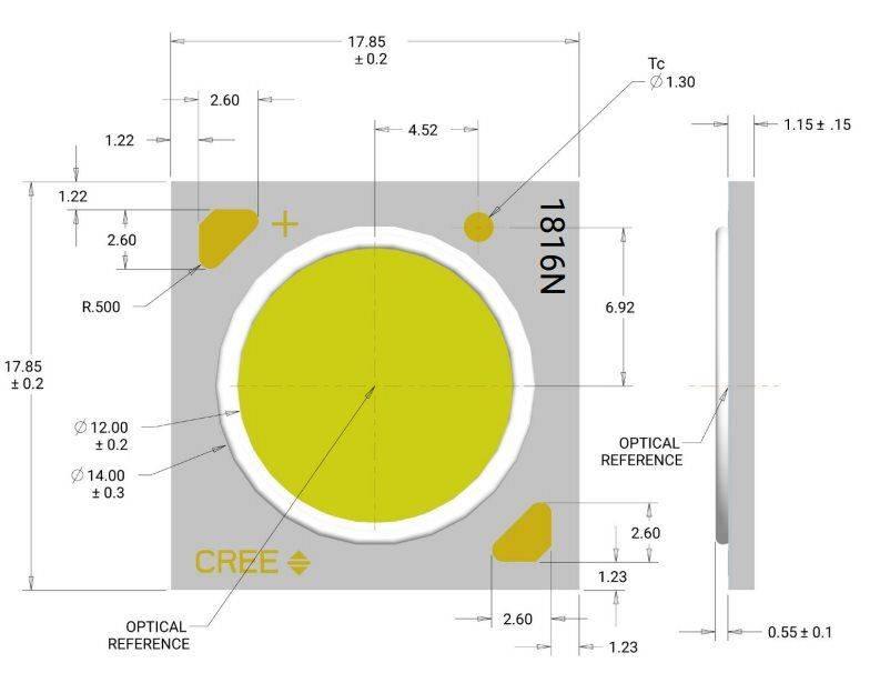 Cree, светодиоды. классификация, характеристики, отзывы :: syl.ru