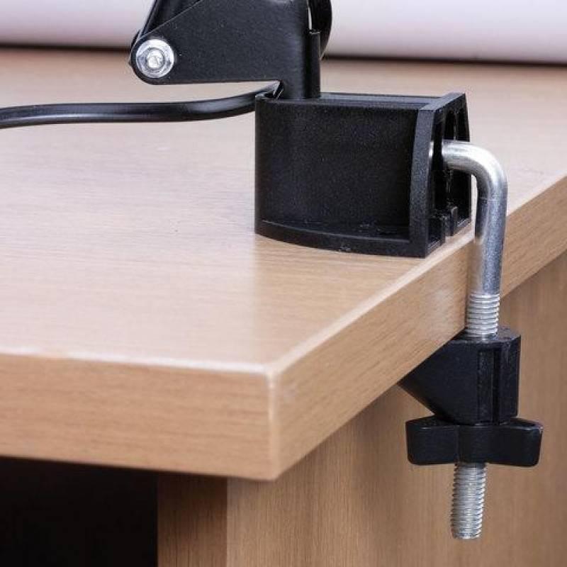 Светодиодные настольные лампы для рабочего стола: выбираем с умом