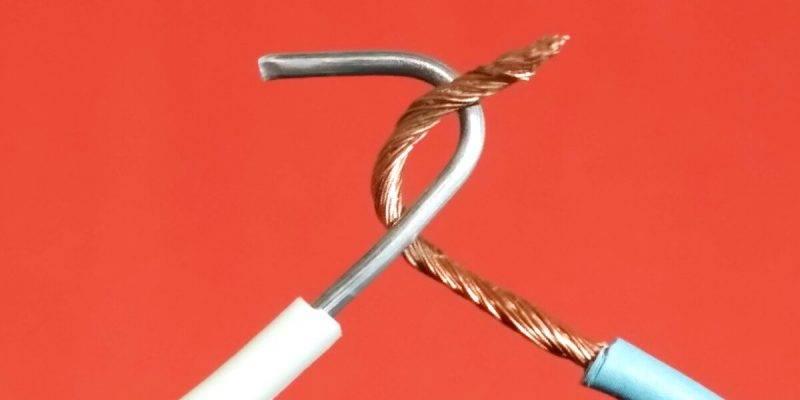Как соединить алюминиевый и алюминиевый провод между собой правильно