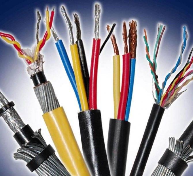 Какие кабели и провода использовать для проводки в квартире