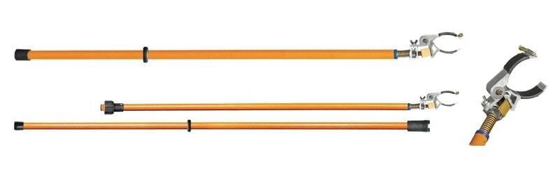 Штанги изолирующие оперативные и измерительные | средства защиты работающих, применяемые в электроустановках | архивы