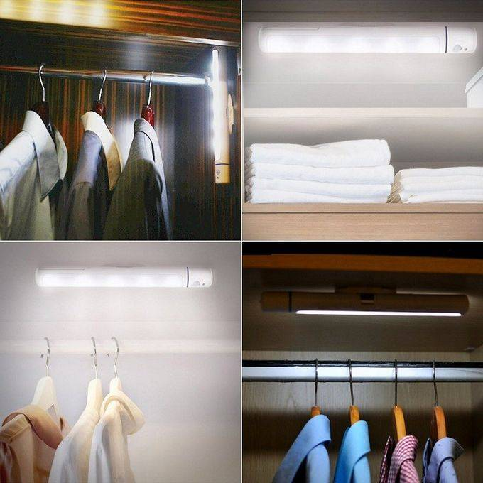 Шкаф купе с подсветкой: современные идеи, как подключить самому