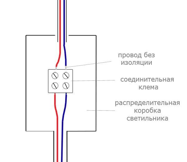 Как подключить бра с выключателем шнурком, цепочкой — 3 простые схемы.