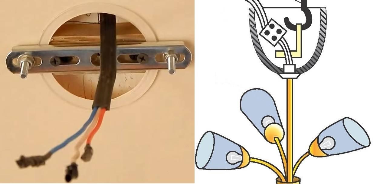 Как повесить люстру на бетонный потолок: как повешать светильник на крюк, без крюка, как прикрутить, способы крепления, как вешать потолочную люстру, как крепить