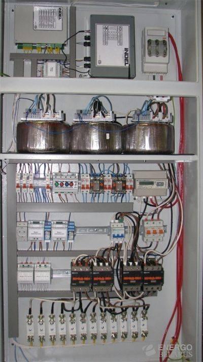 Классификация шкафов управления - электротехническая компания «фабер»