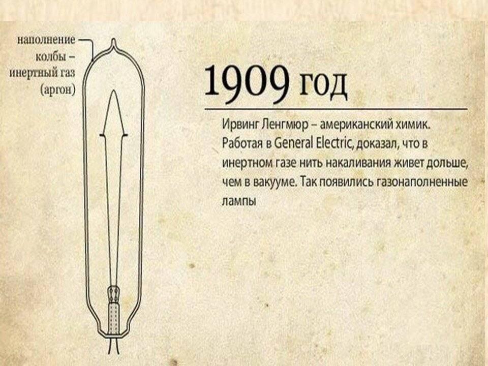"""Презентация на тему """"история развития электрического освещения"""" по физике"""