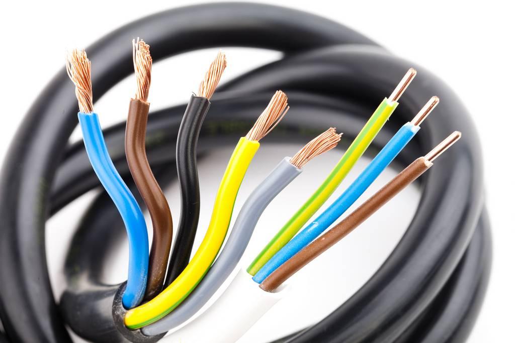 Виды проводов для электропроводки: типы, таблица обозначения кабелей, каково назначение, какие бывают, разновидности, описание