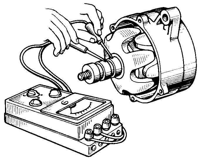 Как проверить электродвигатель в домашних условиях при помощи мультиметра, сопротивление обмоток