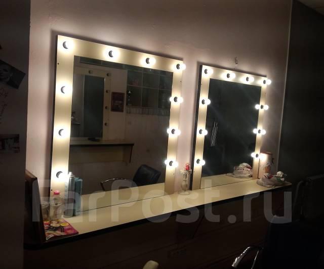 Освещение в салоне красоты или маникюра