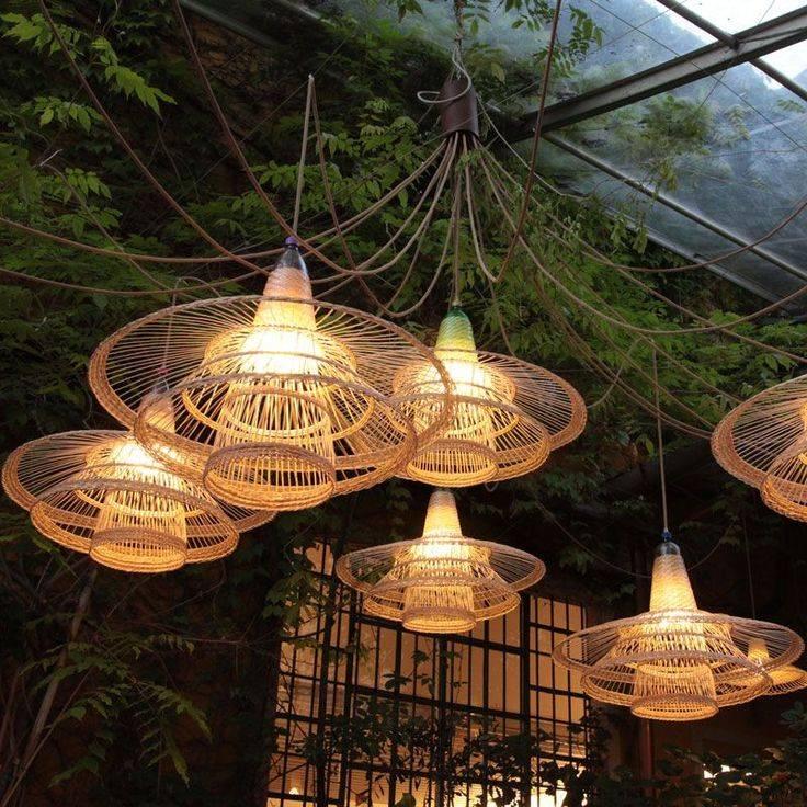 10 вариантов, как организовать уютное уличное освещение в саду