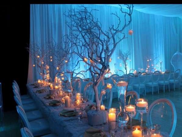 Как создать уникальное оформление зала на свадьбу своими руками: советы и фотопримеры