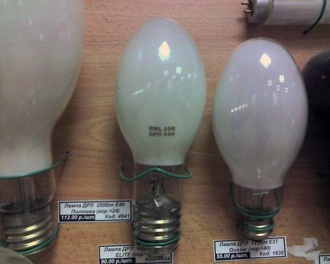 Лампа днат 250: технические характеристики, подключение и рекомендации по применению