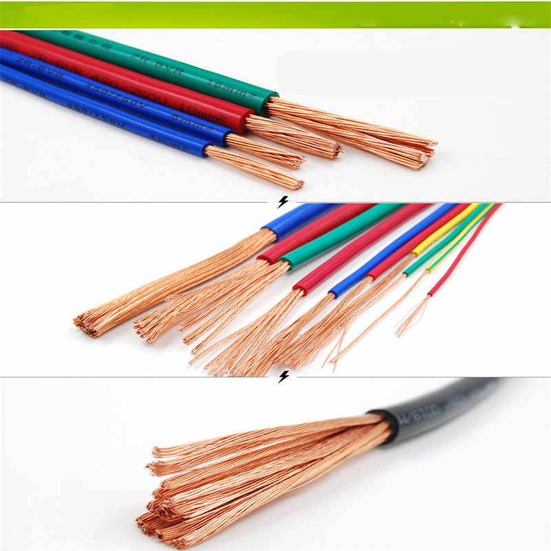 Чем кабель отличается от провода. основные различия и сходство