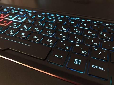 Как включить подсветку клавиатуры на asus vivobook