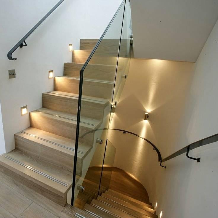 Подсветка лестницы в доме своими руками - как сделать лестницы с подсветкой? - домстрой
