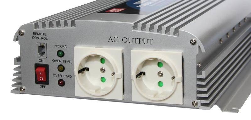Инвертор 12 в 220 вольт: виды, советы по выбору