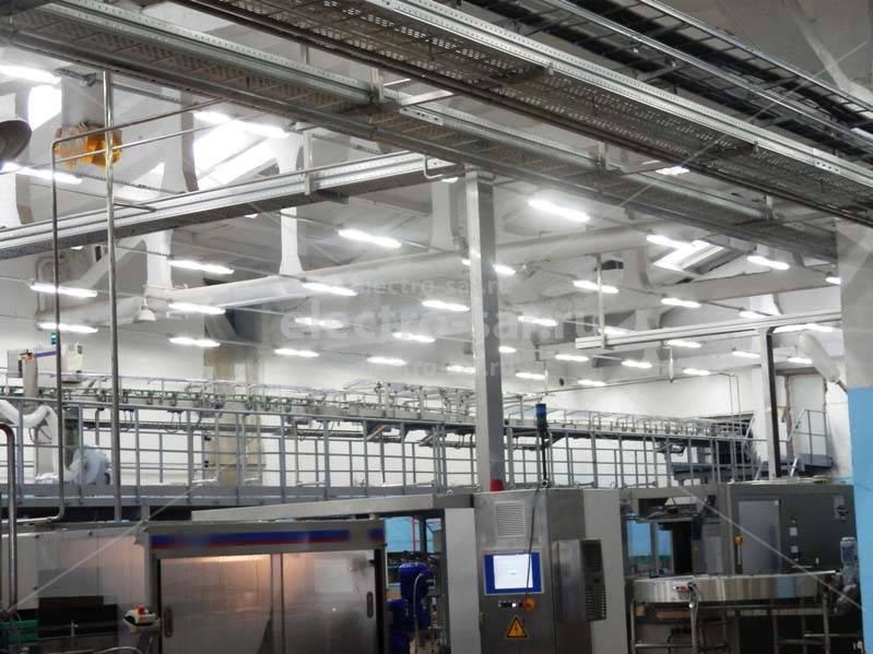 Системы и виды производственного освещения