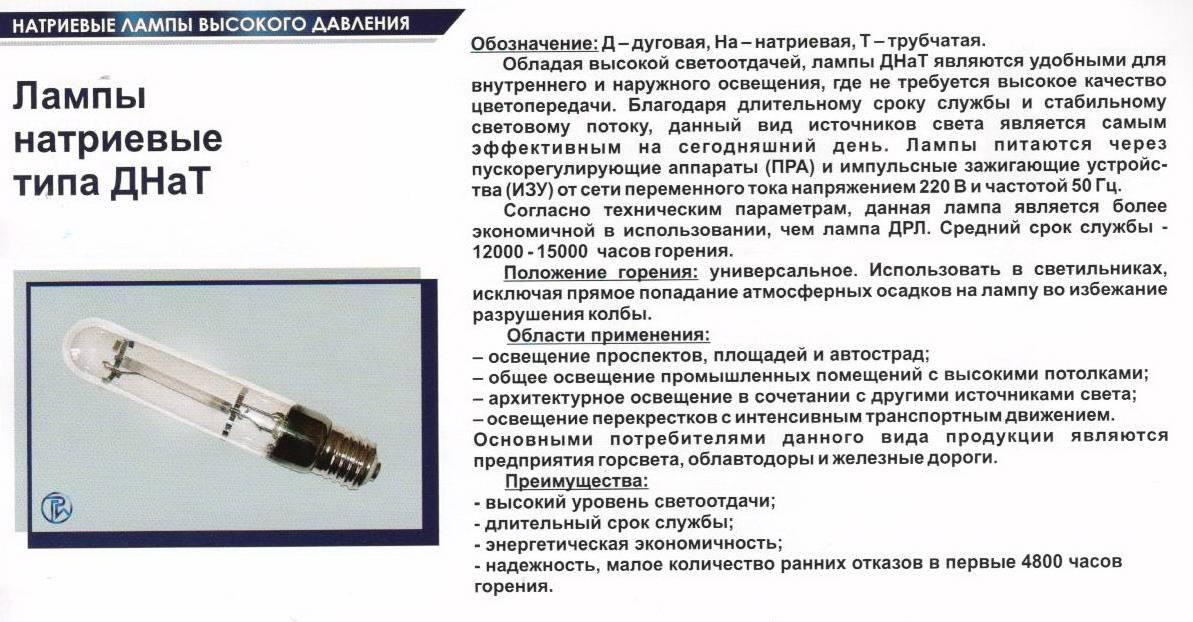 Ртутные лампы: характеристики, разновидности + лучшие ртутьсодержащие лампы - точка j