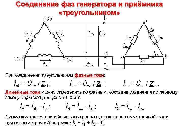 Линейное и фазное напряжения — различия, соотношение и пояснения