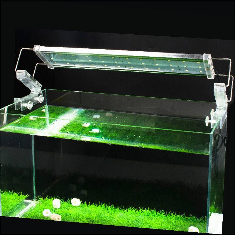 Изготавливаем светильник для аквариума своими руками