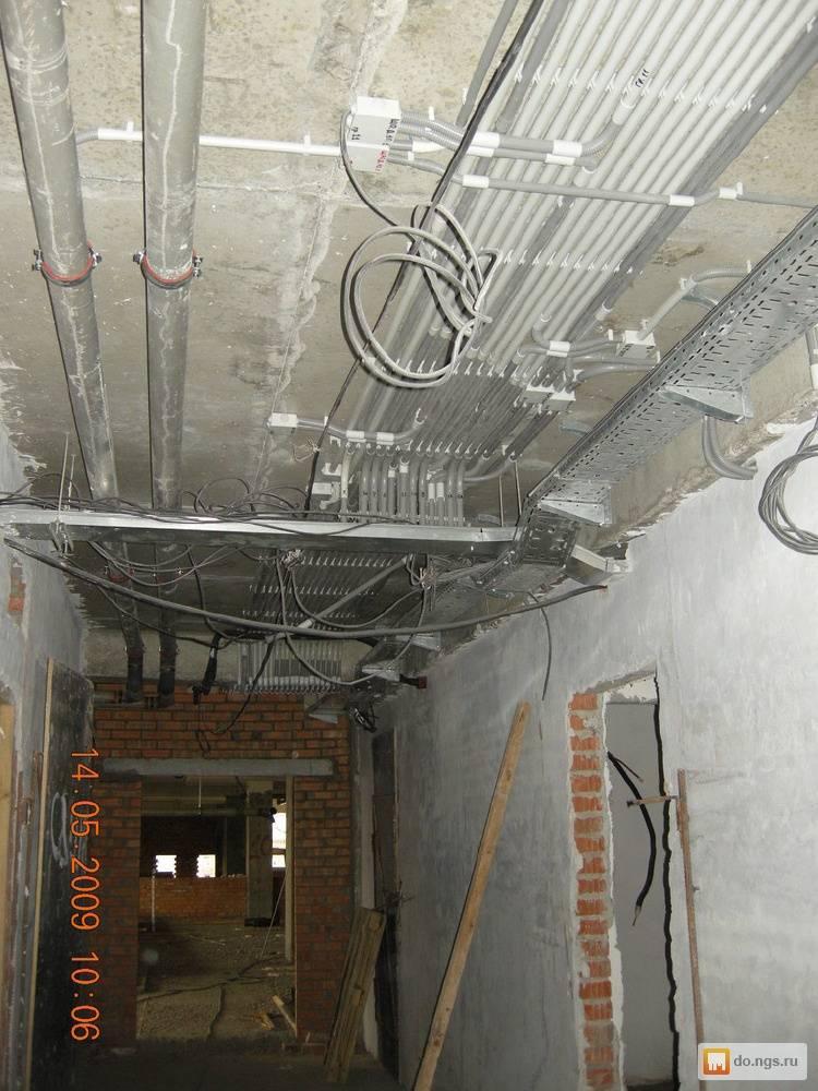 Нюансы замены электропроводки в квартире своими руками
