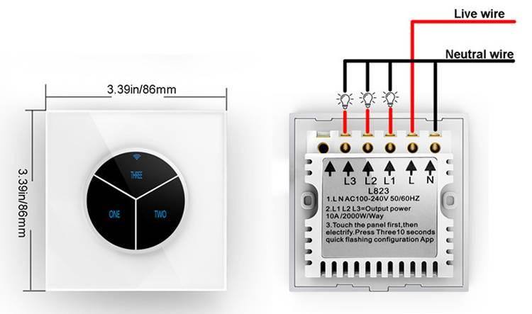 Беспроводные выключатели света: описание и характеристики
