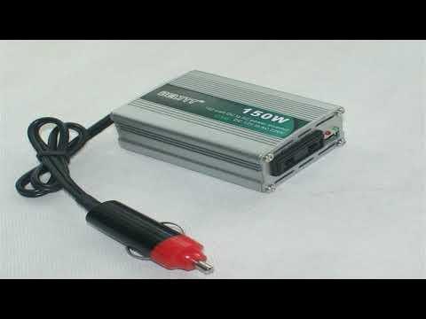 Выбираем преобразователь с 12 на 220 вольт
