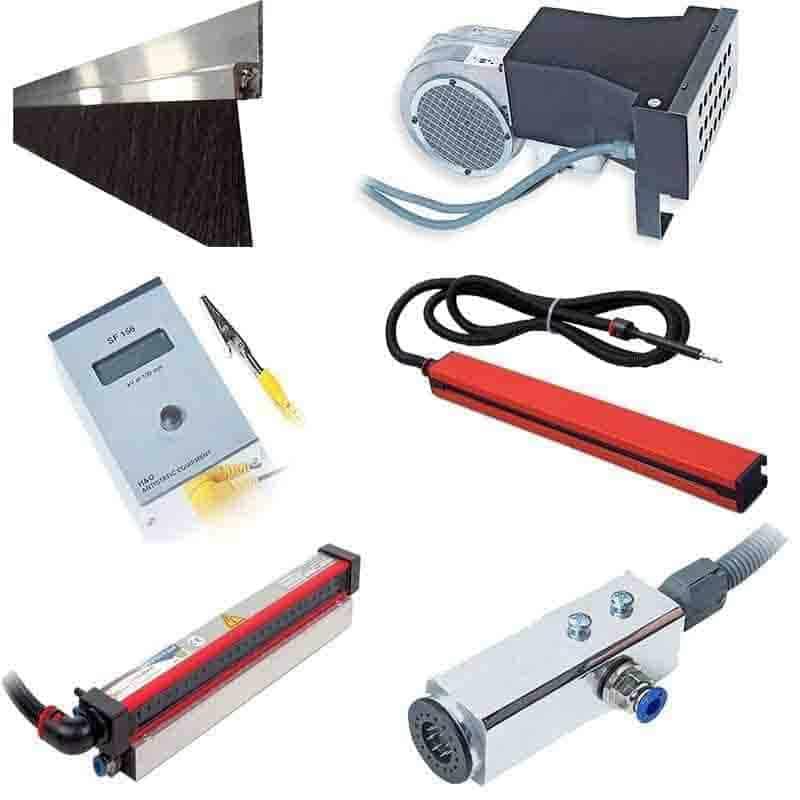 Защита от статического электричества: меры, применяемые на производстве и в бытовых условиях