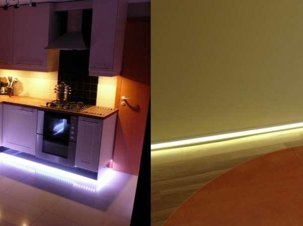Настенная подсветка пола. подсветка пола в коридоре: светодиодной лентой своими руками