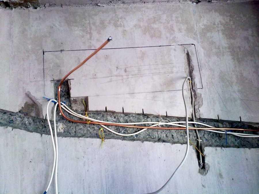 Как самостоятельно заменить электропроводку в квартире