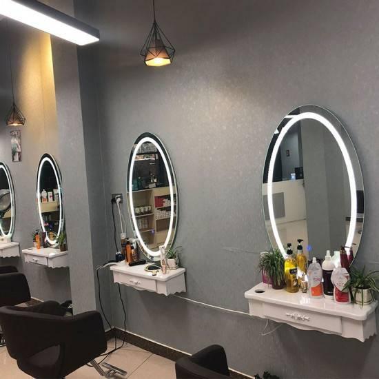 Изучаем профессиональное освещение в парикмахерской