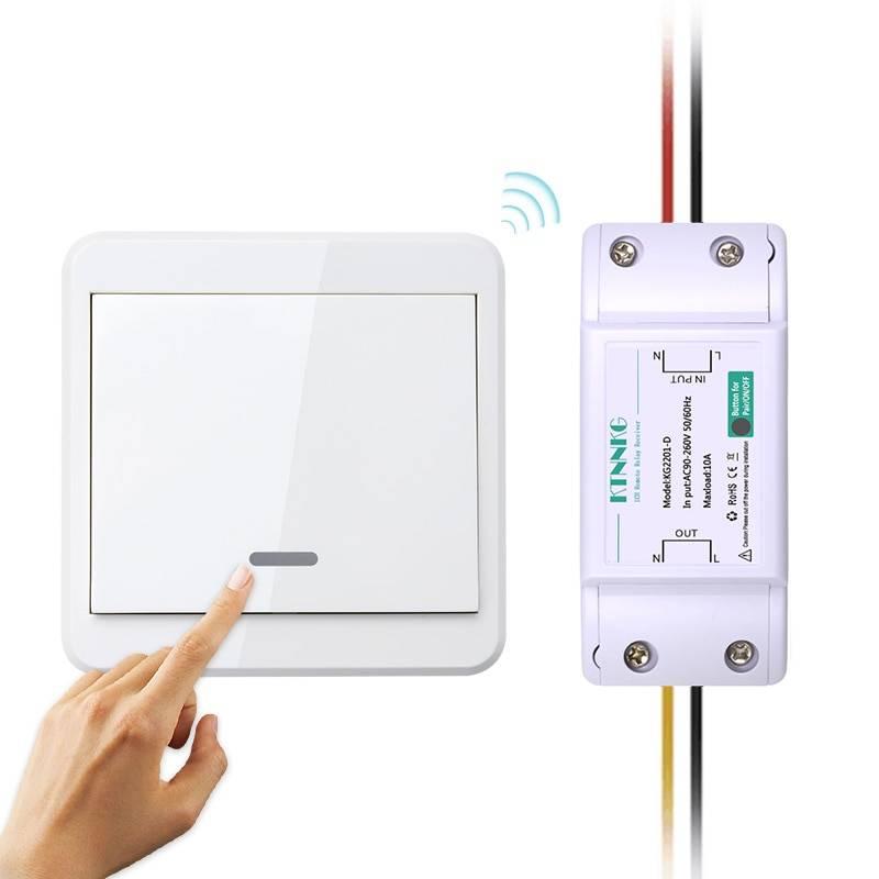 Упрощаем себе жизнь: устройство и подключение беспроводного выключателя