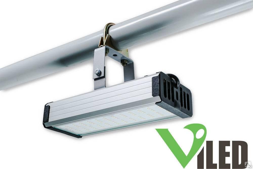 Линейные светодиодные светильники: виды, применение и монтаж