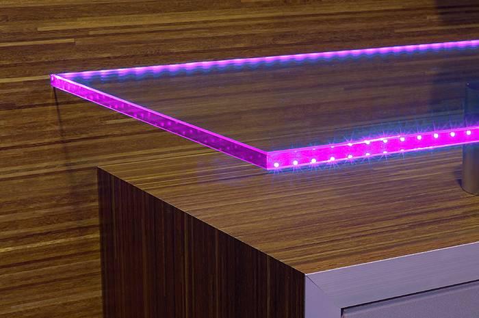 Как сделать подсветку из светодиодов?