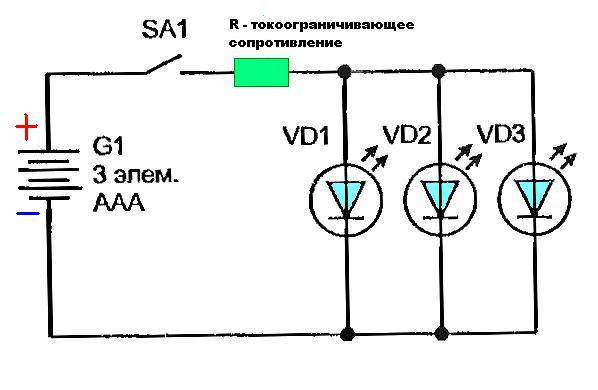 Светодиодная лампа своими руками: конструкциz, схема, самостоятельная сборка