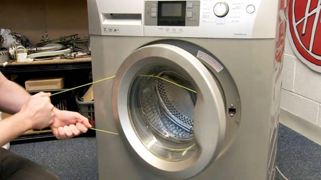 4 способа, как открыть стиральную машину, если дверь заблокирована и не открывается | рембыттех
