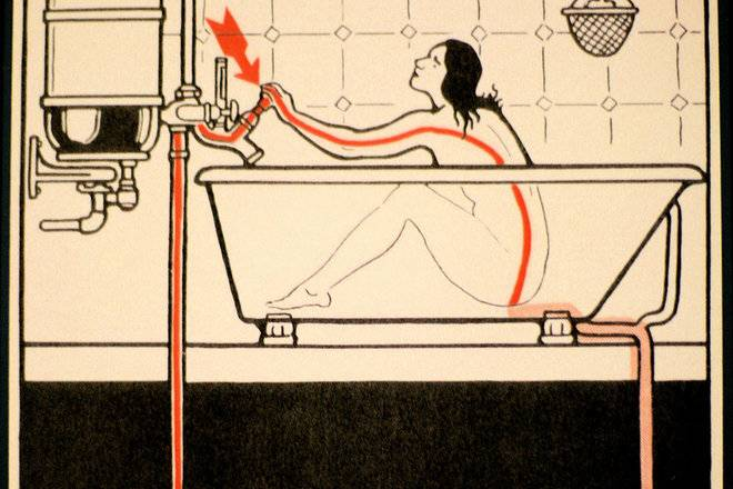Бьет током от воды из крана, почему в ванной 220, причины утечки тока и что делать в таких случаях