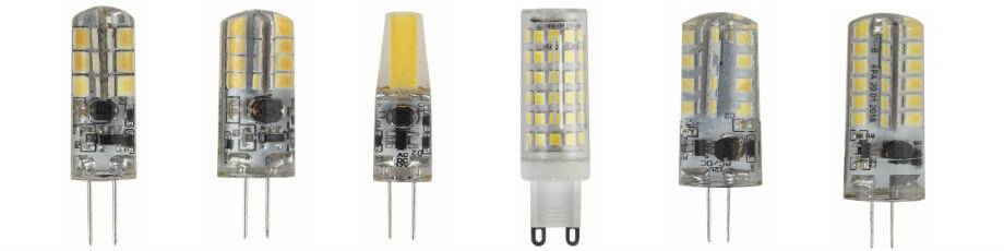 Цоколь лампы: типы, виды и размеры :: syl.ru