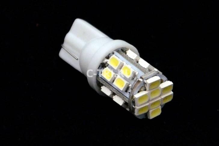Лампы p21w и p21/5w, технические характеристики, ассортимент