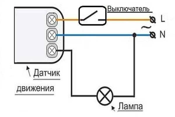 Датчик движения своими руками - схема и установка в домашних условиях