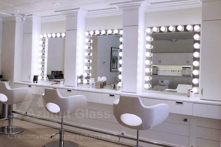Секреты хорошего освещения возле зеркала