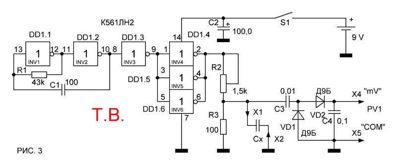 Как проверить конденсатор тестером не выпаивая