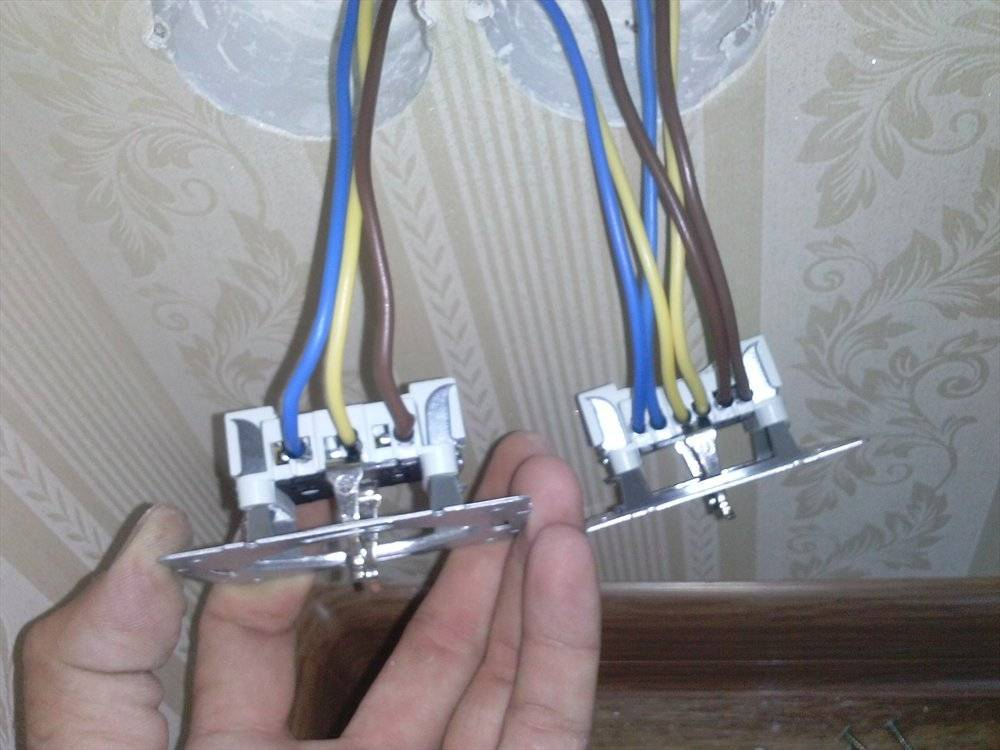 Как подключить розетку правильно? схема подключения розетки