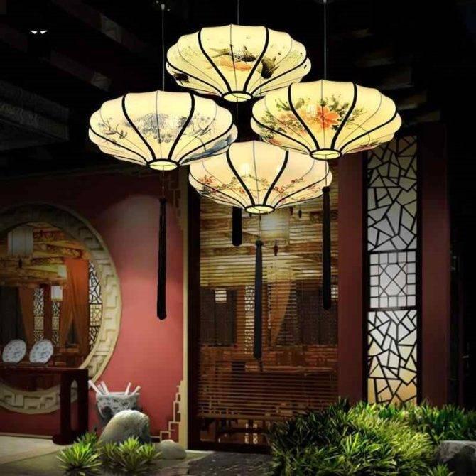 Японские фонари (japaneselanterns)