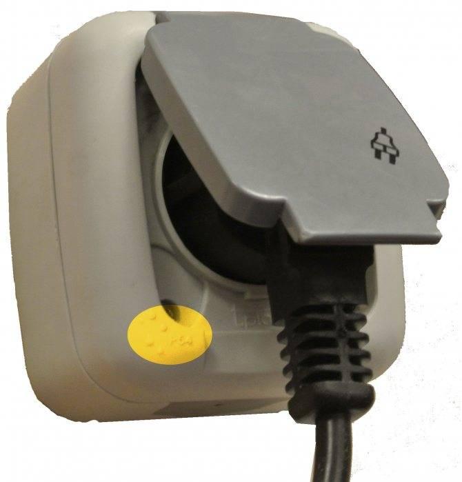 Влагозащищенные розетки — выбор типа влагостойкого устройства