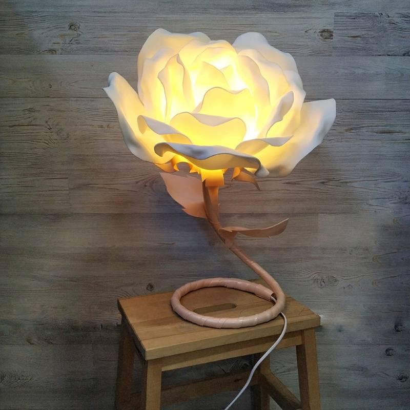 Мастер-класс по хризантемам из изолона: светильник, ростовые цветы, в горшке