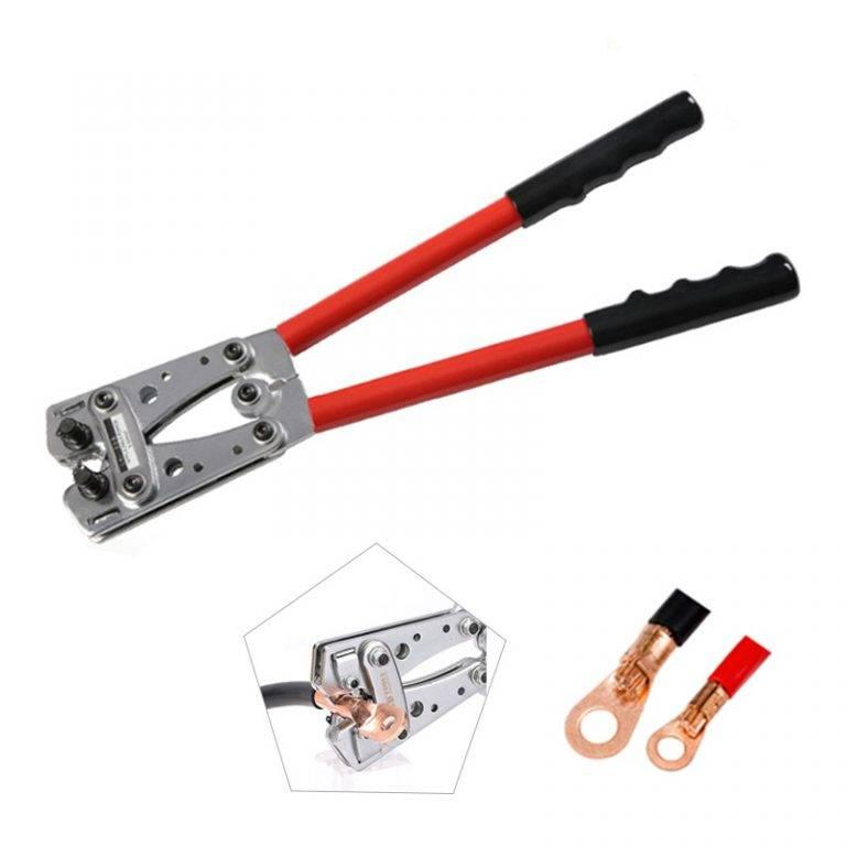 Опрессовка проводов – инструмент и гильзы для надежного соединения